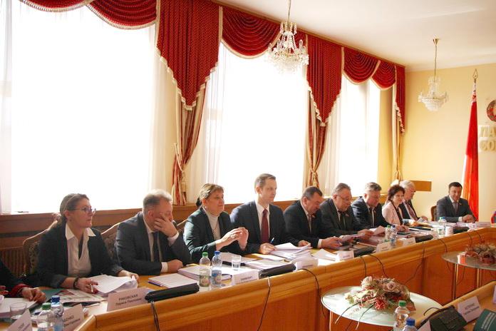 На заседании Комиссии Парламентского Собрания по информационной политике