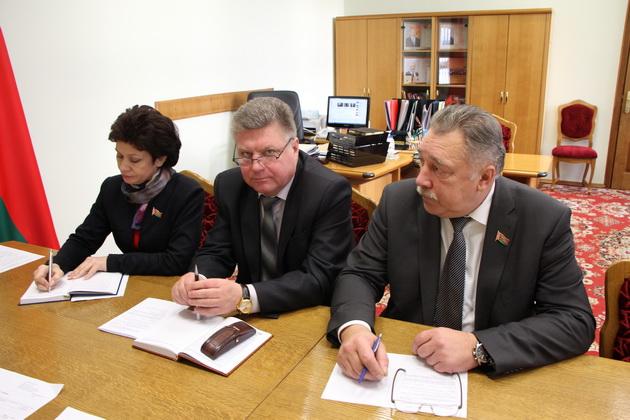 Заседание Постоянной комиссии Палаты представителей по по правам человека, национальным отношениям и средствам массовой информации