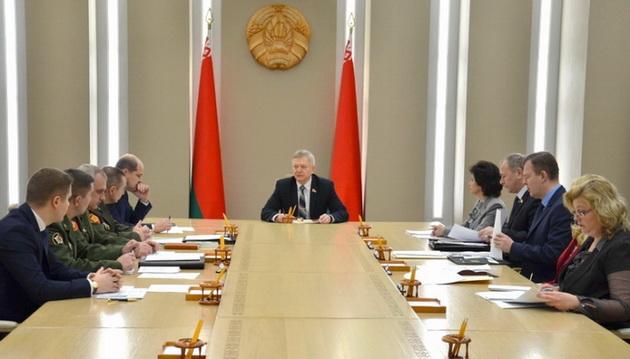 На совещании в Совете Республики